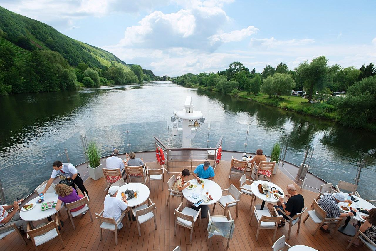 Viking Cruises Aquavit Terrace