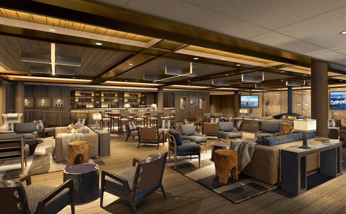 Seabourn Expedition Lounge